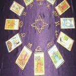 La mágica relación del Tarot y el Zodiaco
